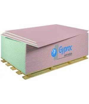 Gyproc ГКЛО огнестойкий 2500х1200х12,5 (50шт)